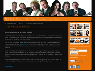 Torsten Witt Band – Live Band, Dance Band, Partyband